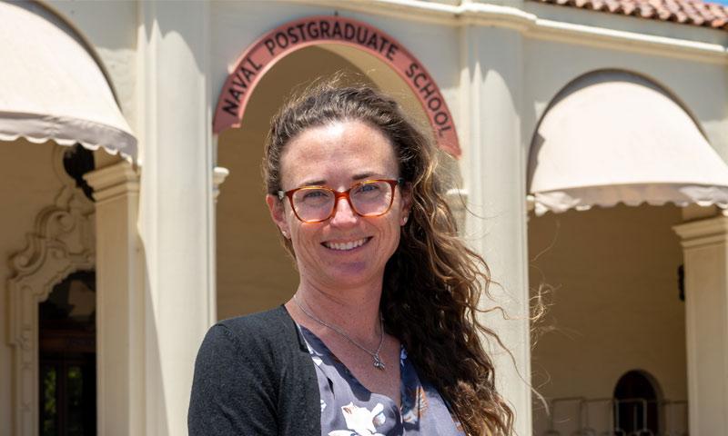 NPS Oceanography Professor Wins National Science Foundation CAREER Program Grant